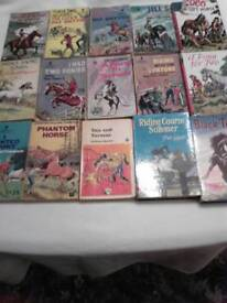 16x pony books from the 1960s and 1970s please see listing of titles and photos