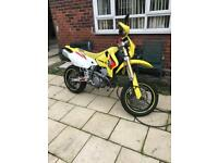 2006 drz 400 sm mint swap for a quad ltr ltz yfz yfm kfx trx raptor quadzilla try me