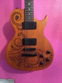 Luna Electric guitar