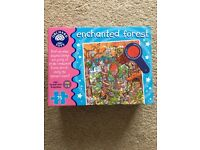 Orchard Games Enchanted Forest jigsaw 75 piece puzzle age 4-8