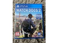 Watchdogs 2 PS4 game
