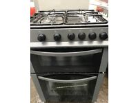Logik gas cooker double ovens....free delivery