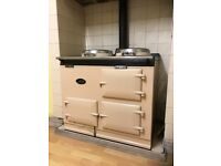 Oil fired AGA - range cooker
