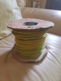 Roll of 10mm earth cable