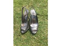 Size 4 top shop shoes