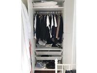NEW Ikea custom built PAX wardrobes