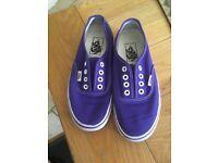 Vans Summer shoes - Purple