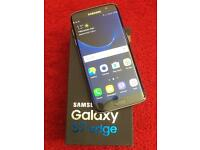 Samsung S7 Edge 32gb Black Unlocked to All Networks