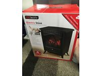 Prolectrix electric stove fire brand new