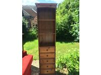 Ducal Pine Single Dresser, Hampshire range, used but in good condition