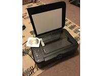 Canon MG350 printer and scanner