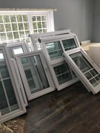 26 Brand new UPVC Windows Georgian with keys