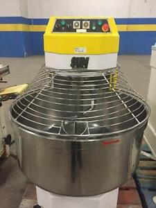 Spiral Mixer - Commercial Dough Mixer - 160 KG - iFoodEquipment.ca