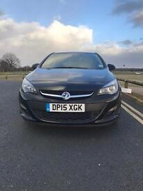 Vauxhall Astra 1.6 cdti tech line