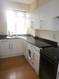 A good sized two bedroom third floor flat located in Hove.