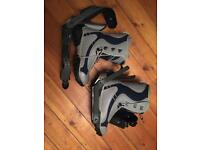 Snowboard Boots size euro 44 With Bindings