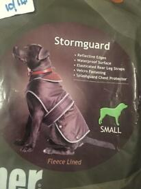 Brand new dog coat