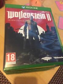 Wolfenstein 2 - The New Collossus - Xbox One