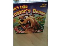Don't take Busters bones
