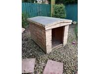 Large dog kennel. Free delivery