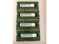 Bulk buy memory 8GB 8500 PC3L laptop memory