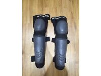 SixSixOne Knee and Shin Pads (Adult Small)