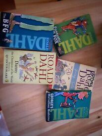 Ronald Dahl's books