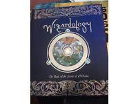 Wizardology book of merlin