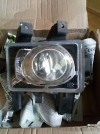 Vauxhall astra 1.8 fog light