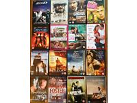 Assorted DVDs and DVD Box Sets