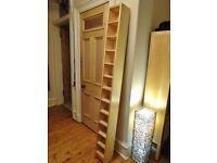 Ikea Benno/Gnedby CD shelf (Beech)