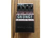 Digitech Grunge Effects Pedal