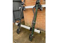 Thule bike carrier and aerobar system