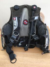 Tigullio Diving BCD