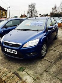 Ford Focus TDCi DPF Style 5dr