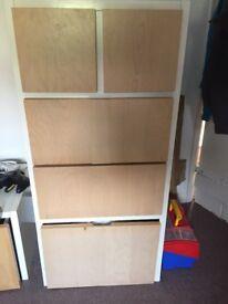 2 Ikea units