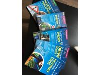 HGV theory test and hazard dvds and books