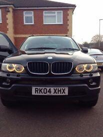 2004 BMW X5 3.0i SPORT Black Auto Leather Nav