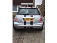 BMW Mini One 1.4 Diesel with Chilli Pack