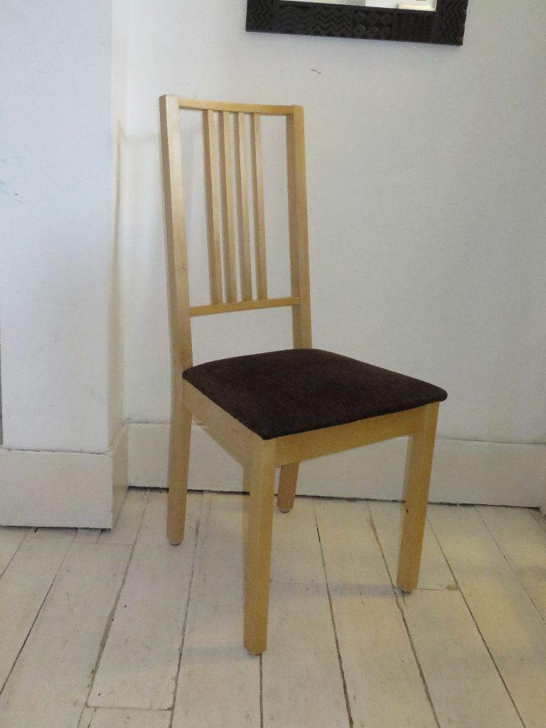 birch dining chairs 6 x ikea dining chairs in birch in streatham 1660