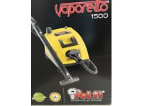 Polti Vaporetto 1500 Kit Steam Cleaner
