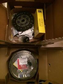 audi s4 3.0 b8 clutch and dual mass flywheel