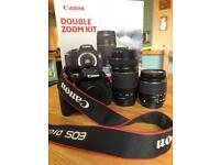 Canon EOS 600D Double Zoom Kit