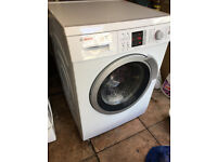 Reconditioned current model Bosch Logixx 9. 1400 spin 9kg load washing machine. 3 month guarantee