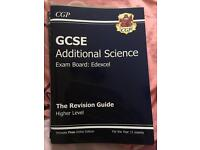 GCSE additional science revision guide
