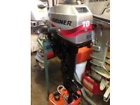 Mariner 10 hp Outboard Motor