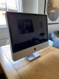 24'' Apple Desktop - Excellent Condition