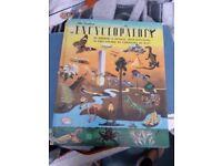 Old encyclopedia book