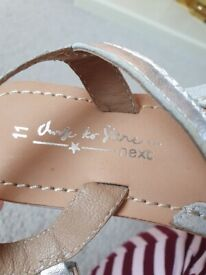 Girls brand new Next shoes size 11 for £4