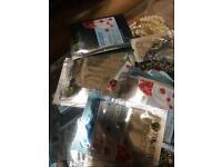 Garnier skincare samples over 20 all for any price
